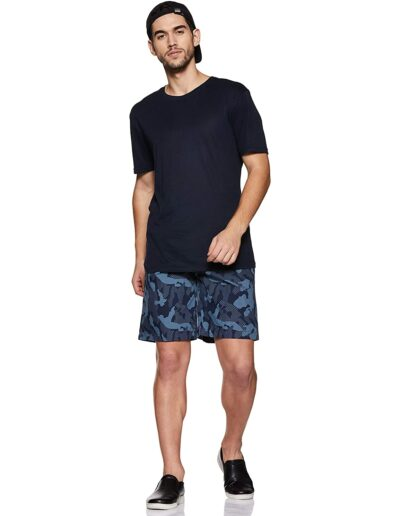 Van Heusen Athleisure Men's Cotton Shorts