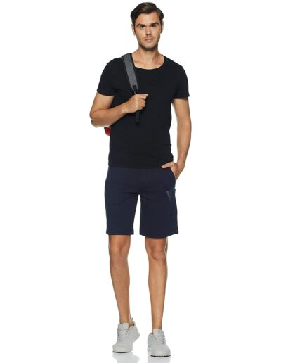 Van Heusen Athleisure Men's Regular Fit Cotton Shorts