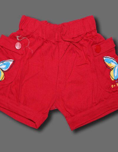 BENAVJI Girls Casual Shorts Night Shorts Pack