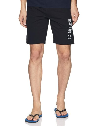US Polo Association Men's Lounge Shorts