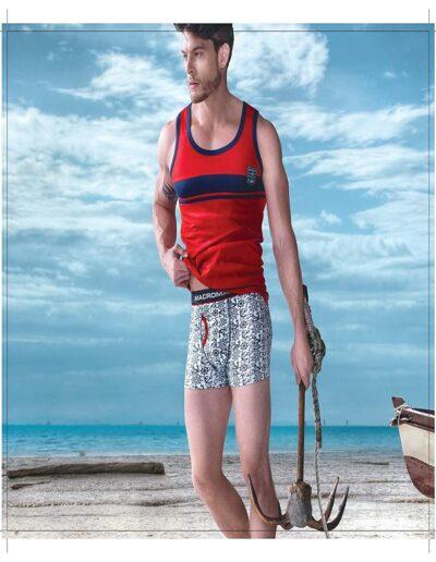 Macroman printed innerwear
