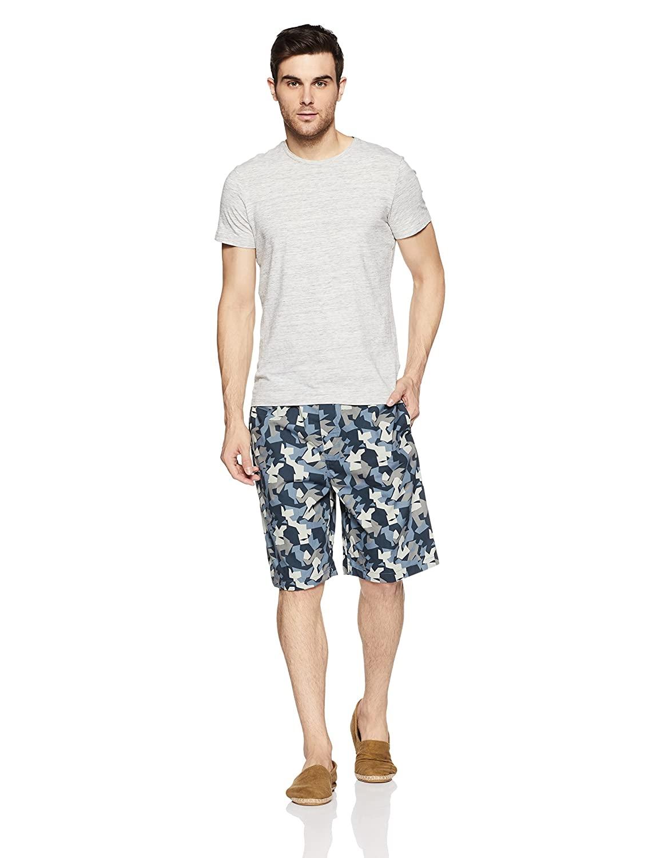 Van Heusen Athleisure Men's Cotton Shorts